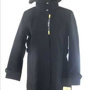 Kirkland Signature Hooded Trench / Rain Coat